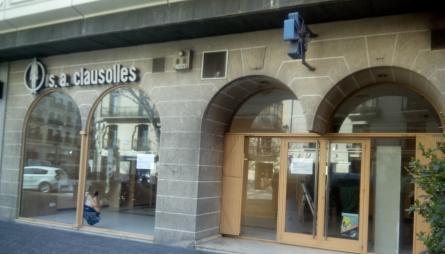 Alquiler locales Antonio Valcarreres 1-3-5, Zaragoza
