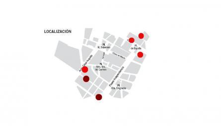 Localización locales alquiler Zaragoza