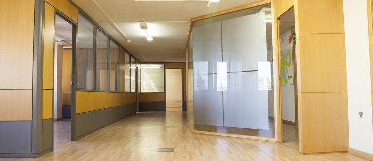 Edificio oficinas Antonio Valcarreres 1-3-5, Zaragoza