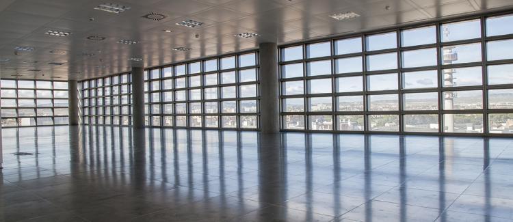 Edificio alquiler oficinas Aragonia, Zaragoza